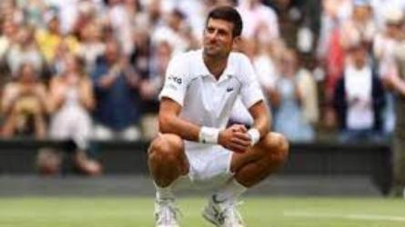 Novak djokovic: గోల్డెన్ చాన్సే.. కానీ ఒలింపిక్స్ ఆడుతానో లేదో!
