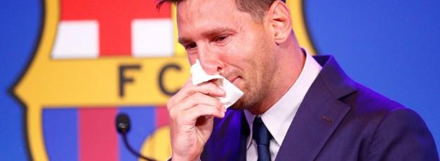 Lionel Messi వాడి పడేసిన టిష్యూ పేపర్ ధర రూ. ఏడున్నర కోట్లు!