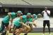 వికెట్ల మధ్య ఎలా పరిగెత్తాలంటే!: ఆసీస్ క్రికెటర్లకు ఉసేన్ బోల్ట్ ట్రైనింగ్